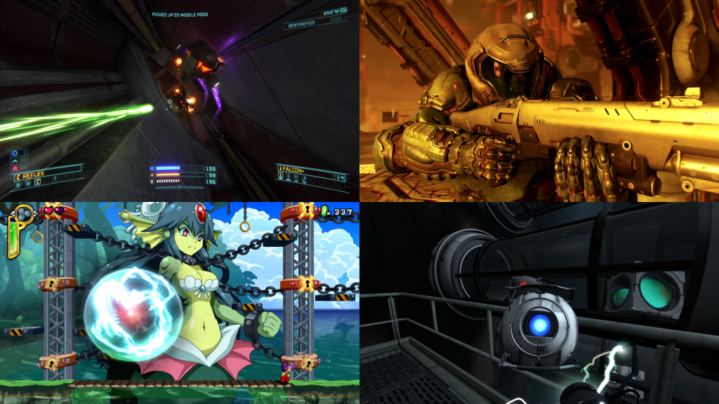 Top Games for PC